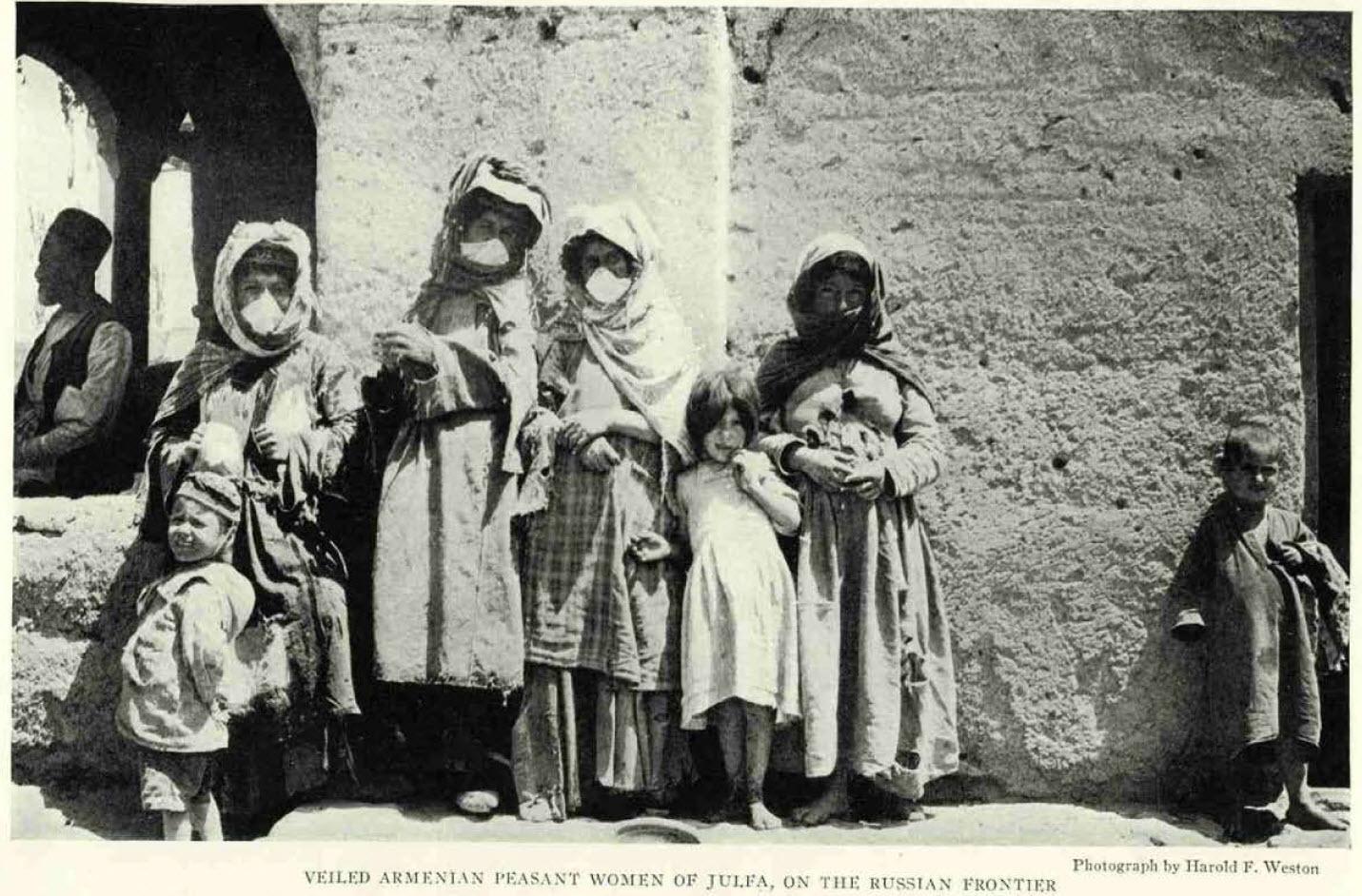 دختران ارمنی جلفا