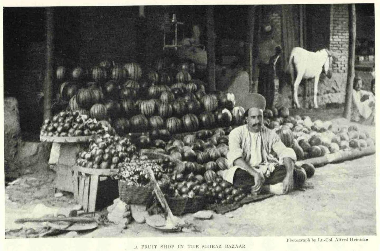 میوهفروش شیرازی