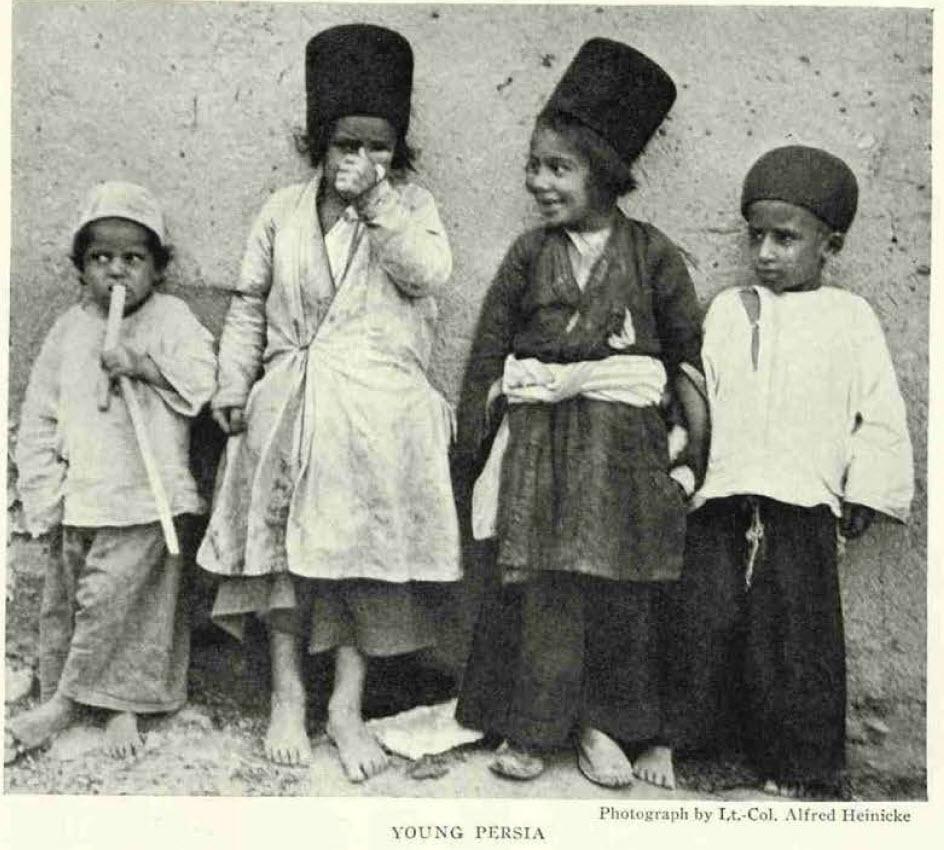 کودکان ایرانی