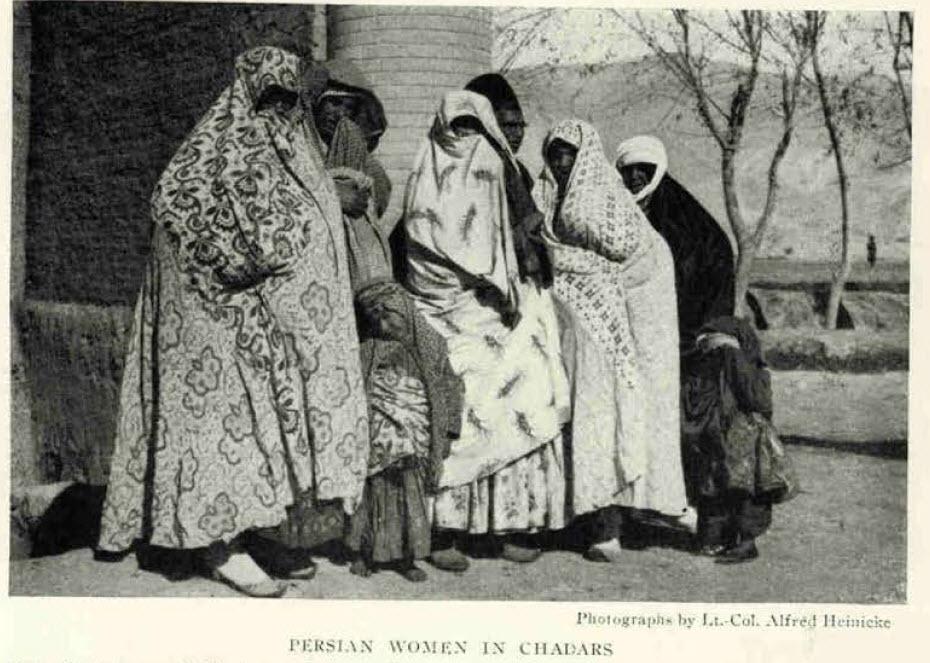 زنان چادری