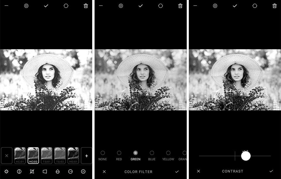 بهترین اپلیکیشنهای عکاسی سیاه و سفید، برای iOS و اندروید