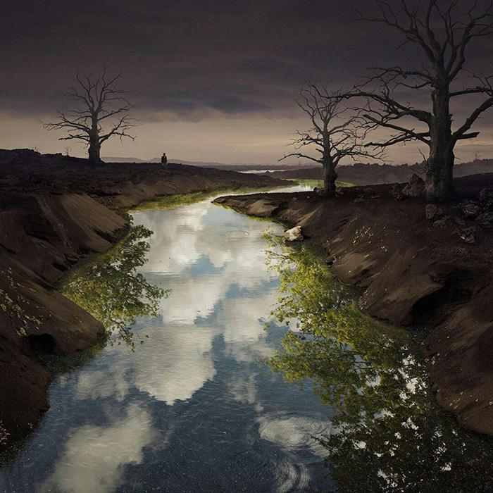 عکاس سورئالیست-اریک یوهانسون