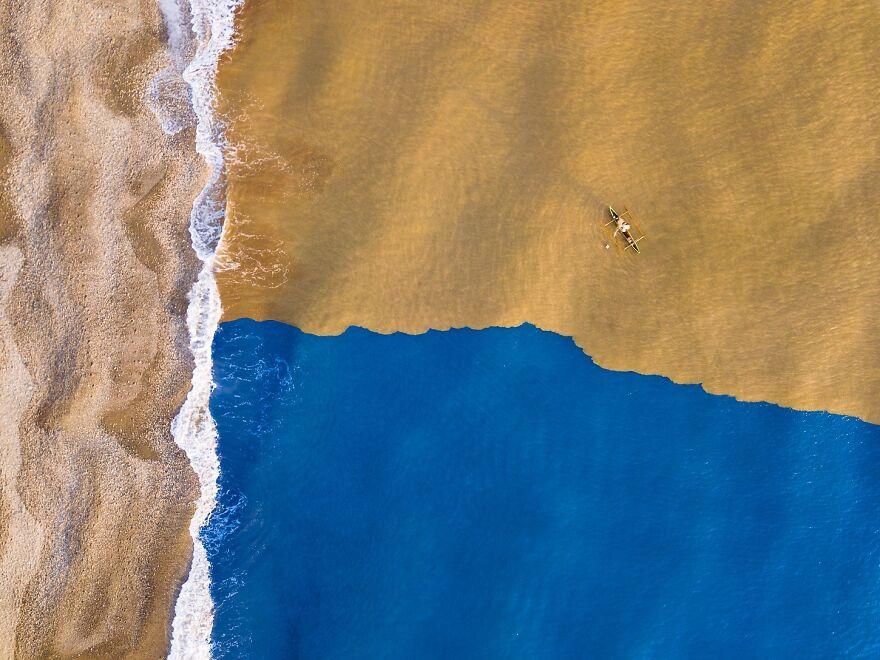 تیمور – تلاقی رود گلآلود و اقیانوس