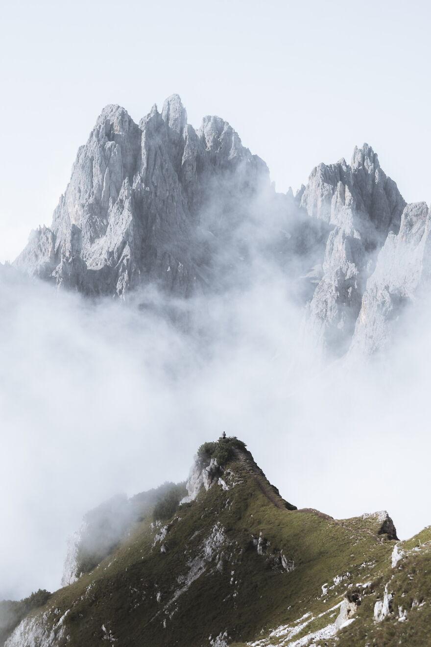 ایتالیا – ایستاده در برابر غولها – Auronzo di Cadore