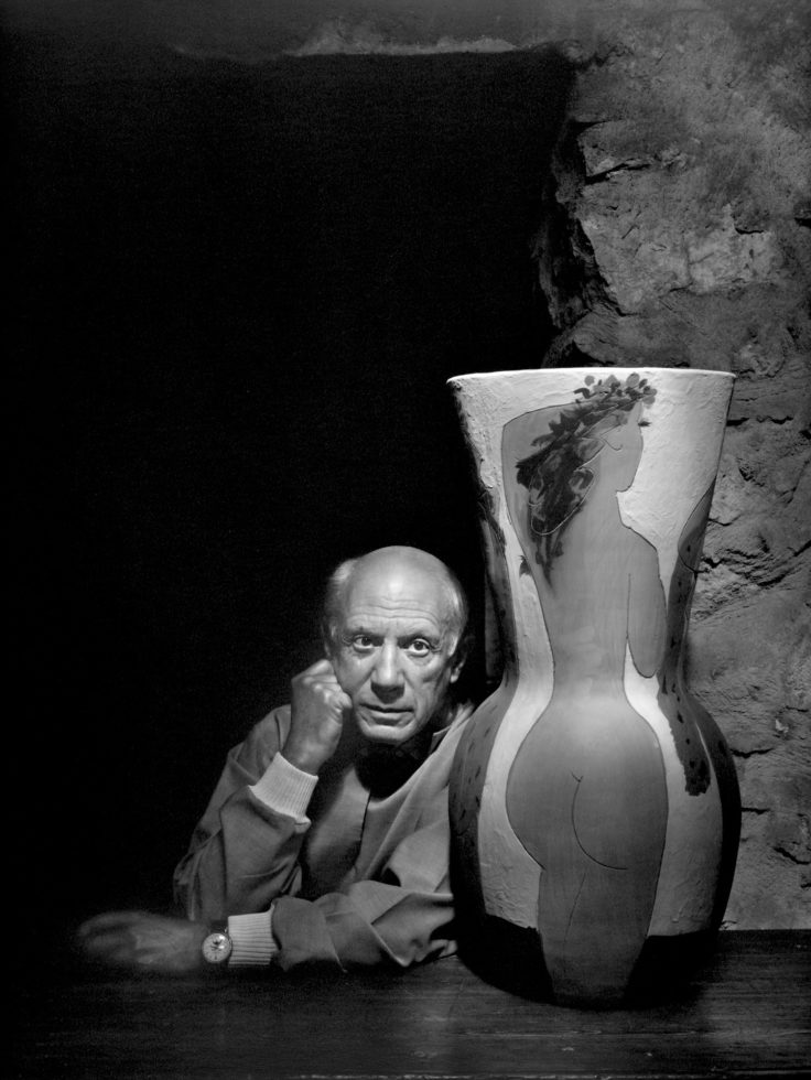 Yousuf-Karsh-Pablo-Picasso